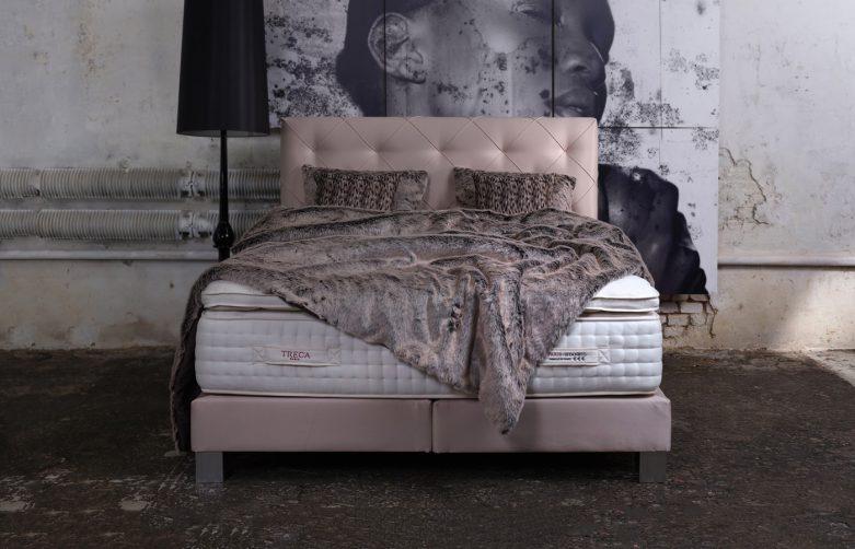 Łóżka do domu kontynentalne