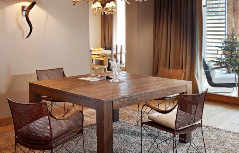 Drewniane stoły do domu w Poznaniu